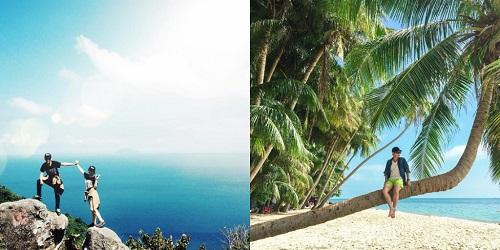 Đảo Hòn Sơn sở hữu rất nhiều bãi biển tuyệt đẹp