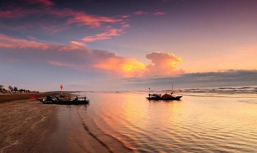 Nghệ An có rất nhiều bãi biển đẹp