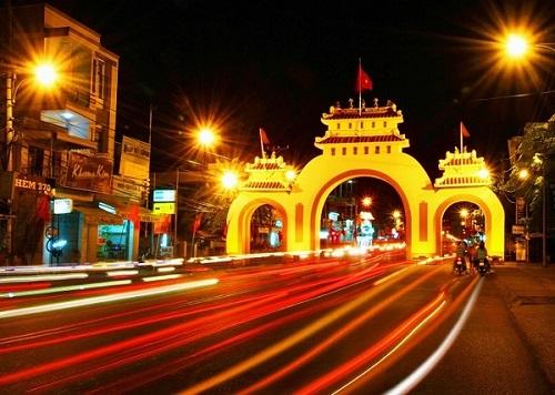 Từ Sài Gòn bạn có thể di chuyển bằng xe máy đến Rạch Giá